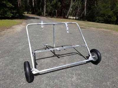 Wheelie Bin Buggy